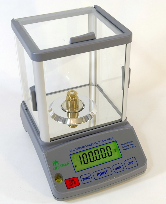 HRB-300 Milligram Balance 300 x 0.001 g