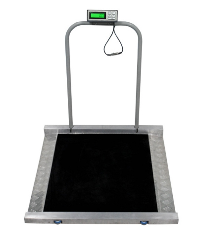 Affordable Portable Wheel Chair Scale